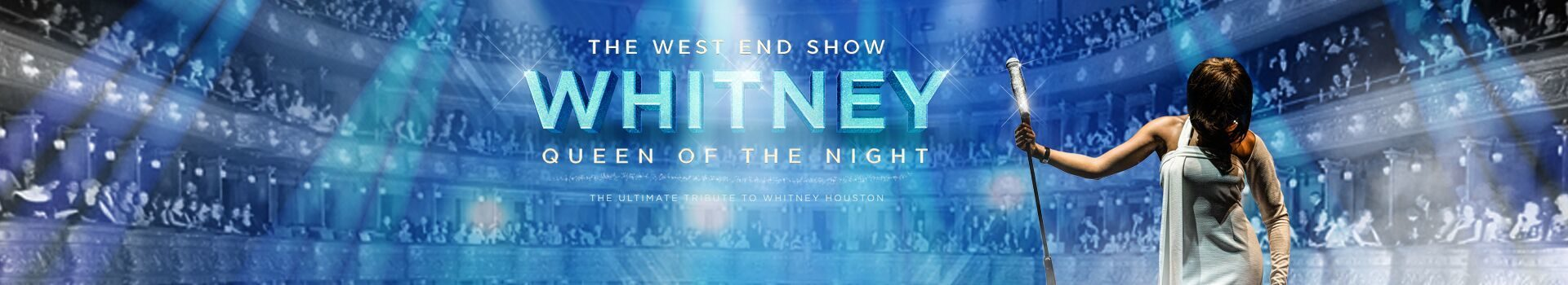 Whitney Queen of the Night - hyllestkonsert