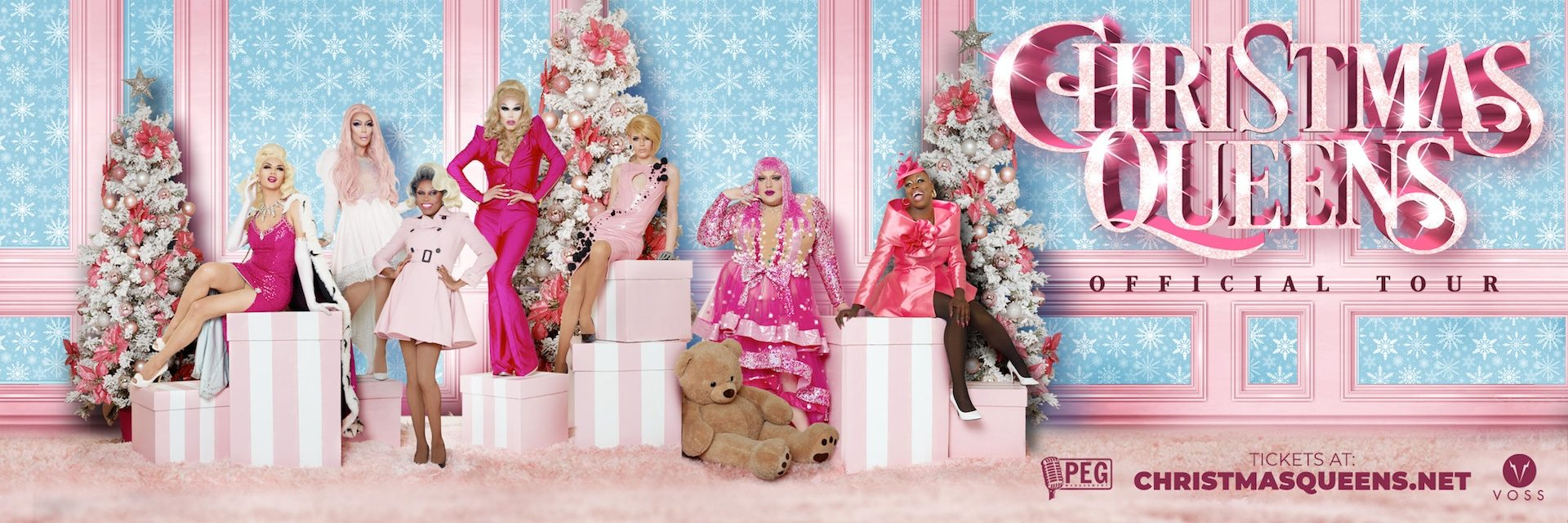 Christmas Queens-Official Tour